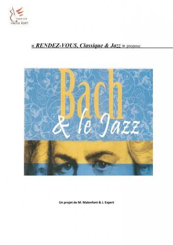 Bach & le Jazz - Affiche