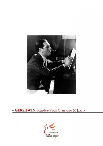 RDV Gershwin - Affiche