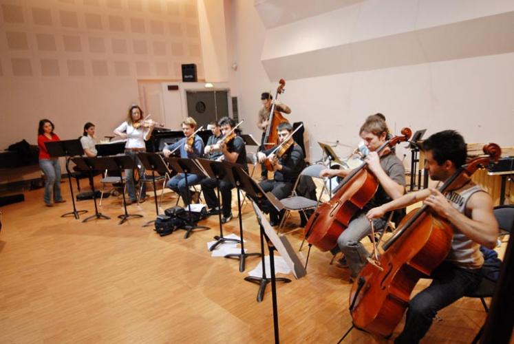 """""""Rendez-Vous"""" Classique & Jazz répétition CNSM Lyon"""
